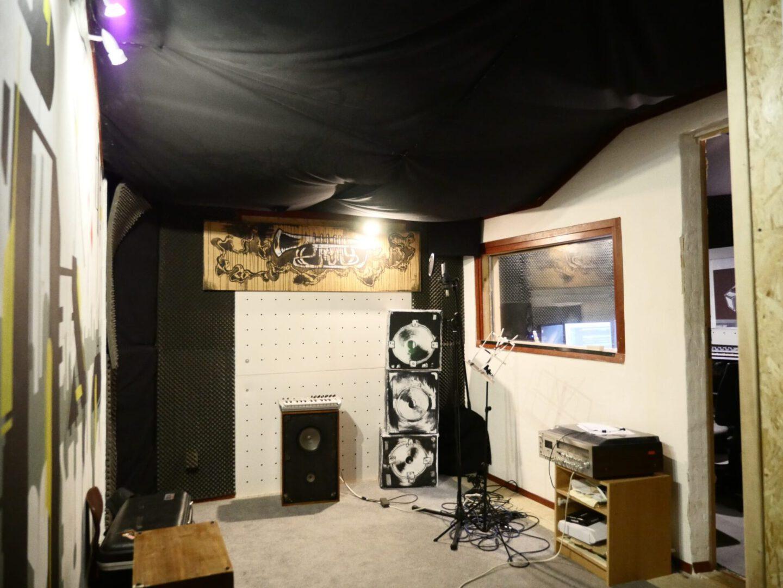 Recording room 15 m2