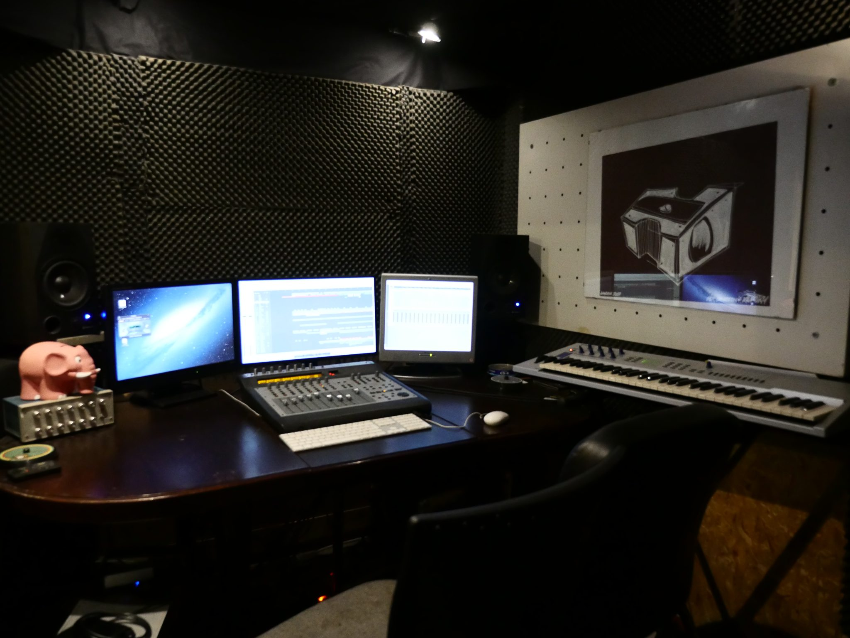 Control room 8 m2