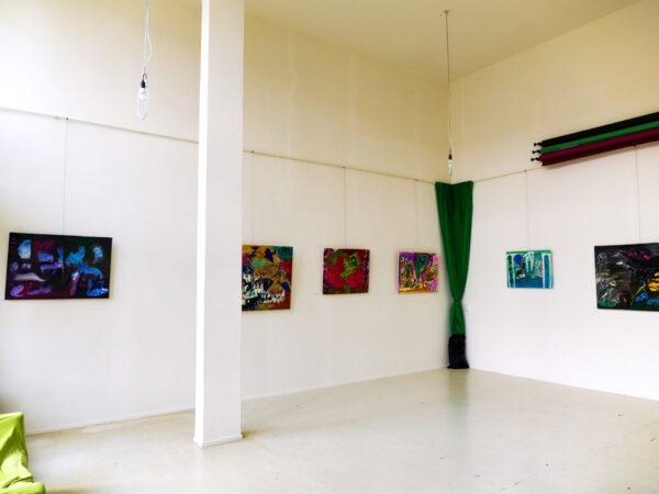 Diego Baglioni Jungle in the city Breed Art Studios Amsterdam