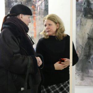 Jacqueline Lamme Phil Bloom @ Breed Art Studios