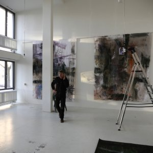 Roland Berning @ Breed Art Studios
