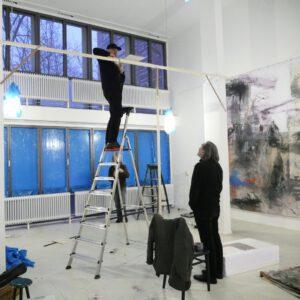 Roland Berning Jaqueline Lamme @ Breed Art Studios