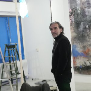 Bülent Evren @ Breed Art Studios