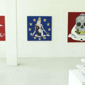 Alexandre Madureira @ Breed Art Studios, Amsterdam