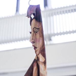 Alexandre Madureira 'ça peau' @ Breed Art Studios, Amsterdam