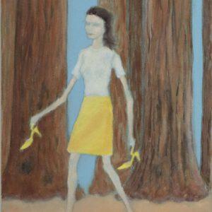 Gerdien-Kroes-Vrouw-met-gele-schoenen