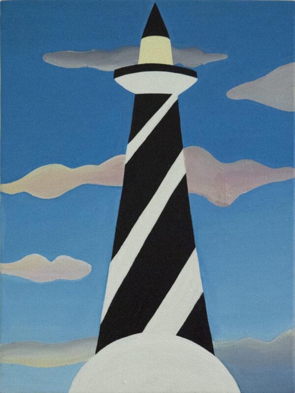 Linda-Cuglia-Lighthouse @ Breed Art Studios, Amsterdam