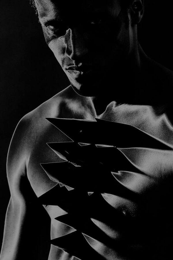 Attilio Brancaccio Warrior@ Breed Art Studios