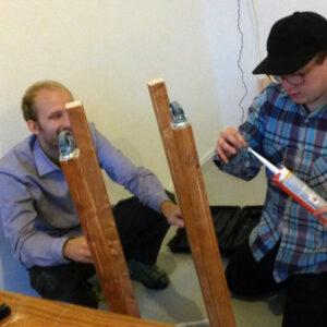 Making of St Hospitality ACT II @ Breed Art Studios