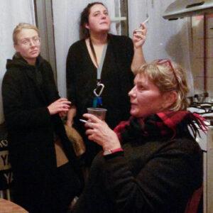 Opening St Hospitality ACT II @ Breed Art Studios