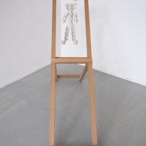 mustafa-sener-figure-large-hrafnhildur-helgadottir-wooden-structure-breed-art-studios