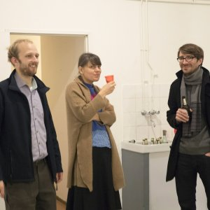 Opening ST Hospitality ACT III @ Breed Art Studios Amsterdam