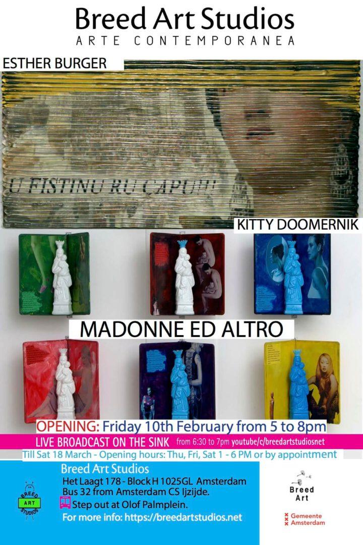 madonne-ed-altro-poster-Breed Art Studios