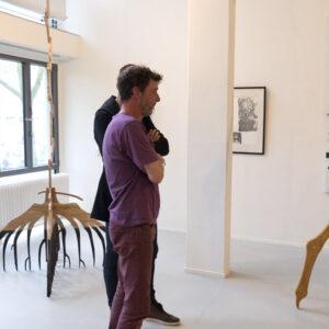 Opening 'Panoptisme @ breed Art Studios Amsterdam