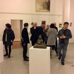 Opening FUTURARCHEOLOGY at BREED ART STUDIOS