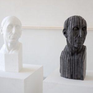 Affiliati Peducci Savini - Niccolò da Uzzano Polistirolo - MATTER MATTERS! at Breed Art Studios