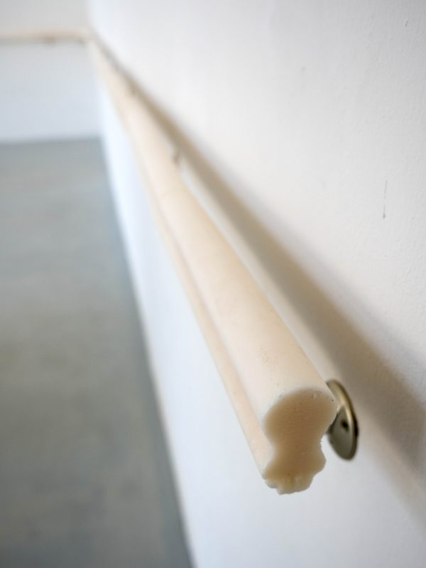 Jean Philippe Paumier - Soap handrail - MATTER MATTERS! at Breed Art Studios