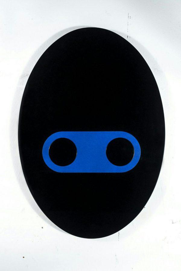 mario-consiglio-shield-13 Last Primitives at Breed Art Studios