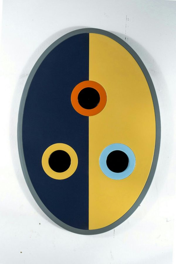mario-consiglio-shield-6 Last Primitives at Breed Art Studios