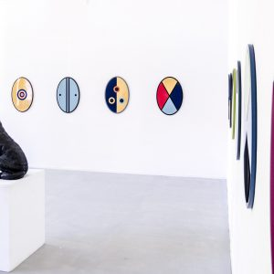 Mario Consiglio Last Primitives At Breed Art Studios