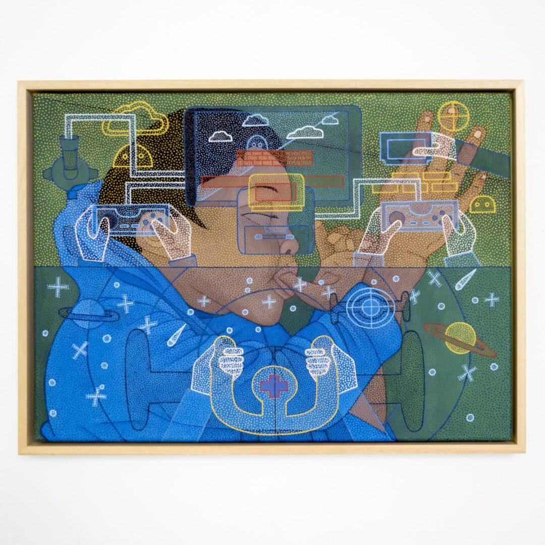Margot Klein Tiessink - Dream Game