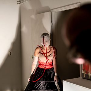 Opening Incontrocanto - Performance Marilena Vita at Breed Art Studios Amsterdam