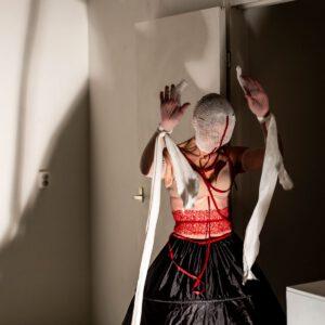 Opening Incontrocanto - Performance Marilena Vita at Breed Art Studios Amsterdam