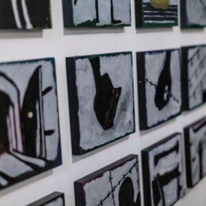 Opening Incontrocanto - Theo van Keulen at Breed Art Studios Amsterdam