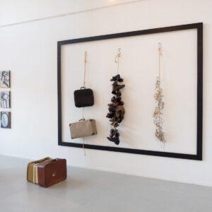 Theo van Keulen, Marilena Vita - INCONTROCANTO at Breed Art Studios