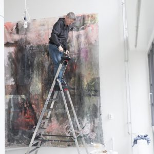 Making of FLUSSOFLUIDO at Breed Art Studios Amsterdam