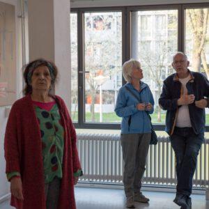 Opening Universetaal at Breed Ar Studios Amsterdam