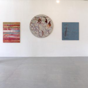 Bernadette Beunk - Jacob Kleyn UNIVERSETAAL at Breed Art Studios