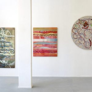 Bernadette Beunk - UNIVERSETAAL at Breed Art Studios