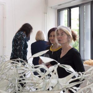 OPENING Sabine Jacobs | Gerda Kruimer FORM ON-LINE at Breed Art Studios Amsterdam
