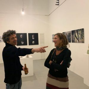 Opening Il Segreto di Eva at Breed Art Studios