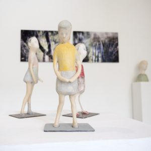 Sabina Feroci IL Segreto di Eva - Eva's Secret at Breed Art Studios Amsterdam