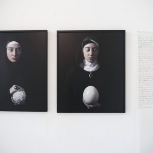 Carla Iacono IL Segreto di Eva - Eva's Secret at Breed Art Studios Amsterdam