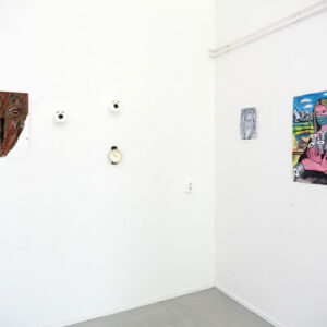 Face Your Virality at Breed Art Studios Opening III