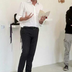 Opening Il Respiro dell'Arte, Breed Art Studios Ed. II, Amsterdam_Claudio Pozzani