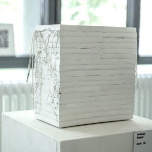 Il Respiro del'Arte Ed. II Breed Art Studios Amsterdam-Andreas Burger